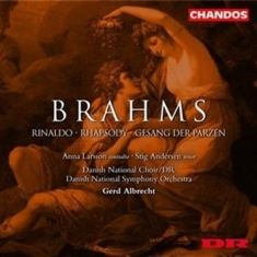Brahms - Works For Chorus & Orchestra