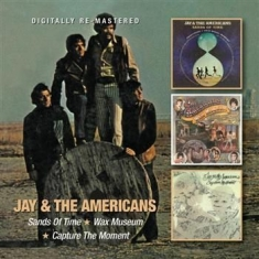 Jay & The Americans - Sands Of Time/Wax Museum/Capture Th