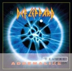 Def Leppard - Adrenalize - Deluxe Edition