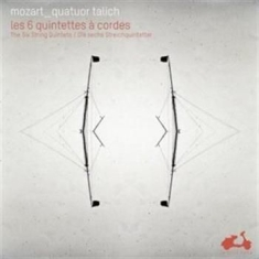 Mozart - The Six String Quintets