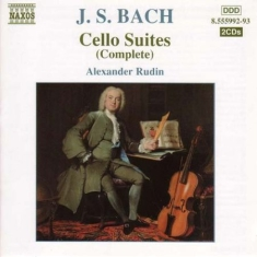 Bach, Johann Sebastian - Cello Suites