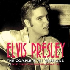 Presley Elvis - Complete 61 Sessions