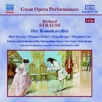 Strauss, Richard - Rosenkavalier