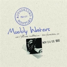 Waters Muddy - Authorized Bootleg Fillmore Sf 1966