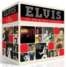 Presley Elvis - The Perfect Elvis Presley Collectio