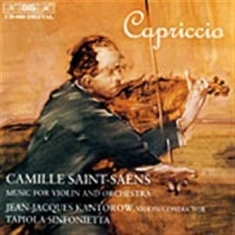 Saint-Saens, Camille - Capriccio Music For Violin & O