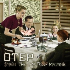 Otep - Smash The Control Machine-(Cd+Dvd)