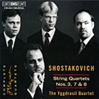 Shostakovich, Dmitry - String Quartet Vol 1