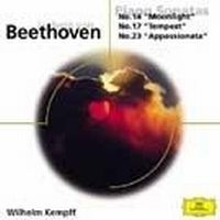Beethoven - Pianosonat 14,17 & 23