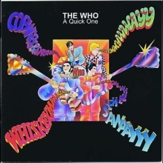 The Who - Quick One/Remastered
