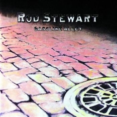 Rod Stewart - Gasoline Alley - Re-