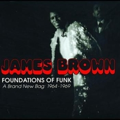 Brown James - Foundations Of Funk