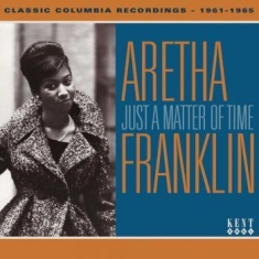 Franklin Aretha - Just A Matter Of Time: Classic Colu