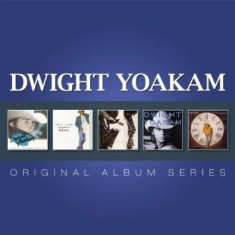 Dwight Yoakam - Original Album Series