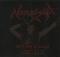 Necrodeath - 20 Years Of Noise (1985-2005)