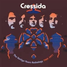 Cressida - Vertigo Years Anthology 1969-1971