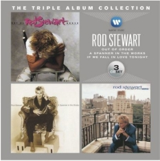 Rod Stewart - The Triple Album Collection