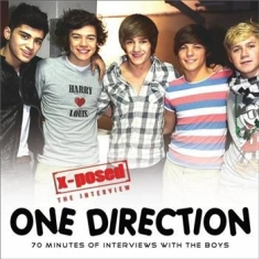 One Direction - X-Posed Interview Sessions The