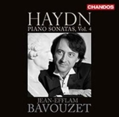 Haydn - Piano Sonatas Vol 4