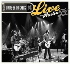 Drive-By Truckers - Live From Austin  Tx (Cd+Dvd)