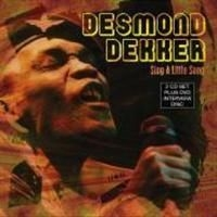 Desmond Dekker - Sing A Little Song 3 Disc Set