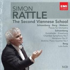 Sir Simon Rattle - The Second Viennese School