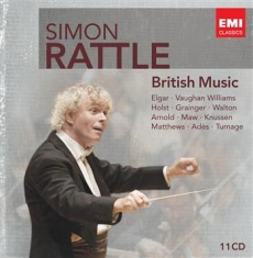 Sir Simon Rattle - British Music