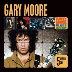 Gary Moore - 5 Album Set