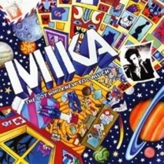 Mika - Boy Who Knew Too Much