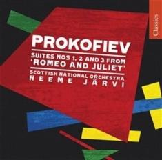 Prokofiev - Romeo And Juliet  Suites