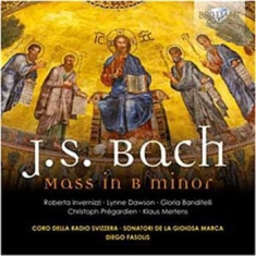 Bach Johann Sebastian - Mass In B Minor