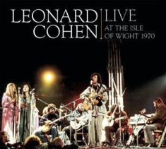 COHEN LEONARD - Live At Isle Of..-Cd+Dvd-
