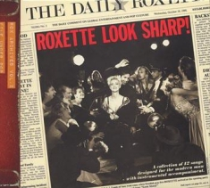 Roxette - Look Sharp! [2009 Version]