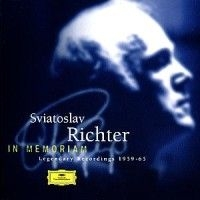 Richter Sviatoslav, Piano - In Memoriam