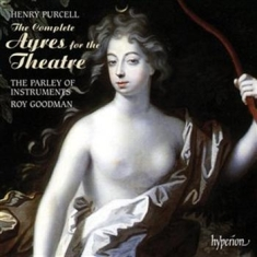 Purcell - The Complete Ayres For The Theatre