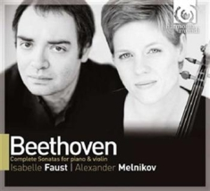 Beethoven - Complete Sonatas For Violin And Pia