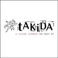 Takida - A Lesson Learned (The Best Of) 2Cd