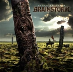 Brainstorm - Memorial Roots Ltd Cd Digipak