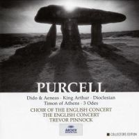 Purcell - Dido & Aeneas, Kung Arthur Mm