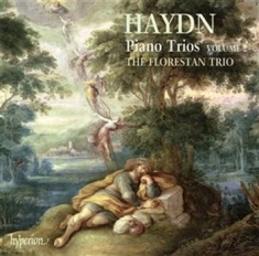 Haydn - Piano Trios Vol 2