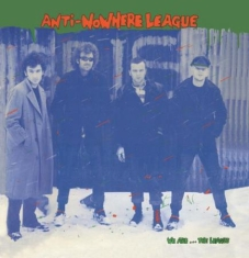 Anti-nowhere League - We Are…the League  (Deluxe Digipak)