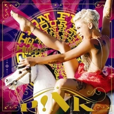 P!Nk - Funhouse -Cd+Dvd-