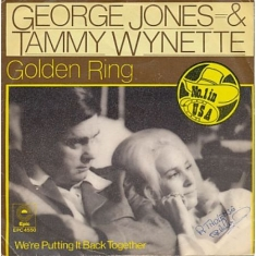 Jones George & Tammy Wynette - Golden Ring