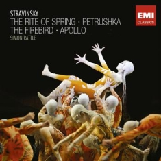Sir Simon Rattle - Stravinsky: The Rite Of Spring