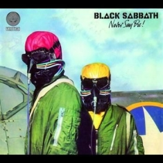 Black Sabbath - Never Say Die!