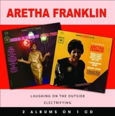 Franklin Aretha - Electrifyin A.F./Laughing On The Ou