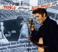 Elvis Presley - Tupelo Welcomes Home... (Cd+Bok)