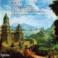 Bach, Johann Sebastian - Inventions And Fantasias