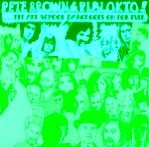 Brown Peter & Piblokto - Things May Come & Things.. i gruppen CD / Kommande / Reggae hos Bengans Skivbutik AB (540270)