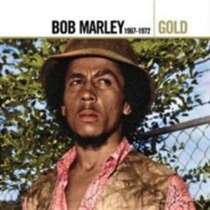 Marley Bob & The Wailers - Gold 1967-1972